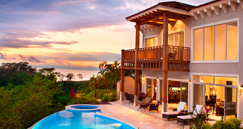 Villas & Condos in Costa Rica