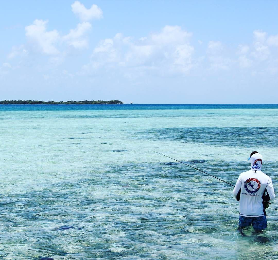 Belize fly fishing lodges central america vacation for Fishing vacation packages