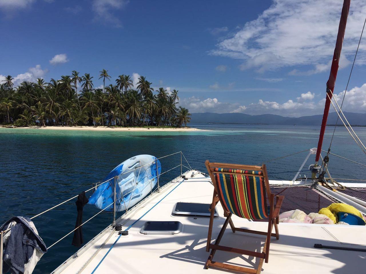 Sail San Blas Islands