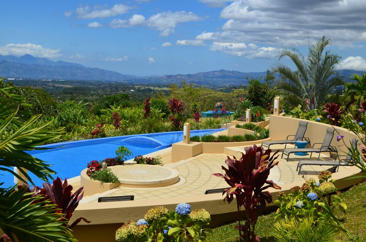 Xandari resort and spa central america vacation for Luxury vacation costa rica