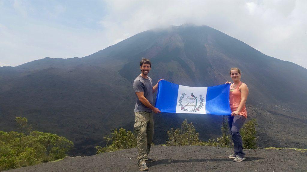 Pacaya-Volcano