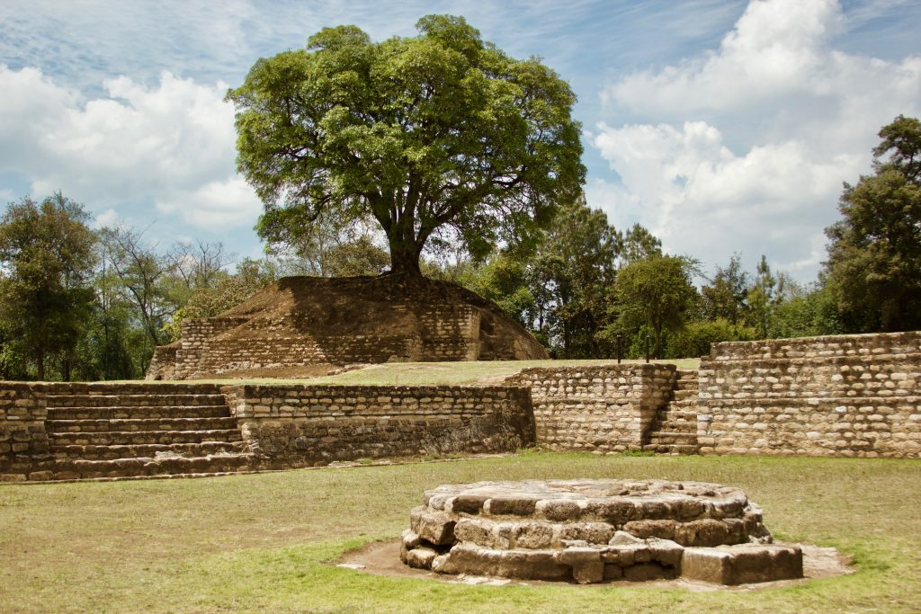 Guatemala-Maya-Ruins