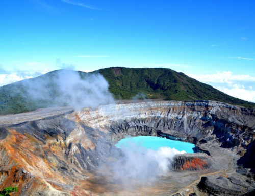 The Best Volcanoes of Costa Rica: Poás Volcano